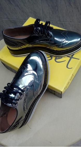 Sapato Salto Baixo New-casual Twin Set