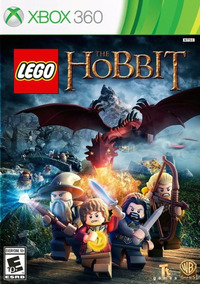 Lego The Hobbit Xbox 360 M.fisica