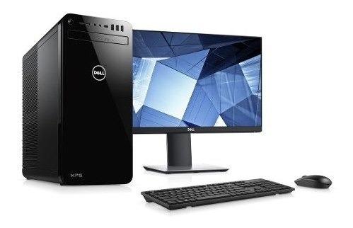 Computador Dell Xps 8930 I5 8gb 1tb Nvidia Gtx 1650 Monitor