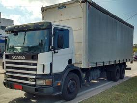 Scania P94 Ga 300 Ano 2004 6x2 Sider