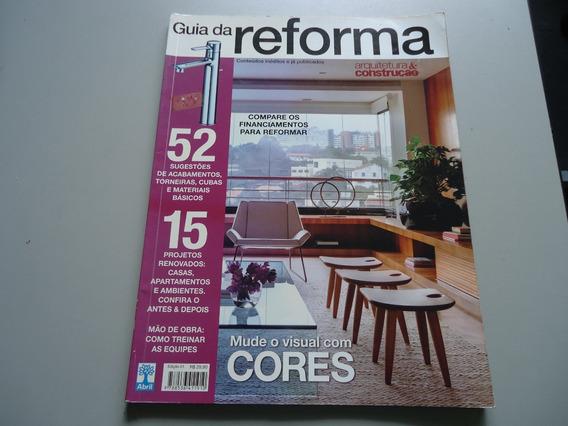 Guia Da Reforma Nº 1 - Arquitetura E Construção