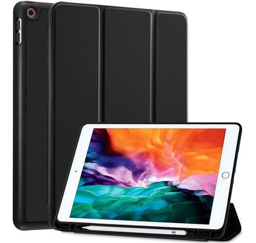 Estuche Smart Case With Pencil iPad 8 De 10.2 + V Templado