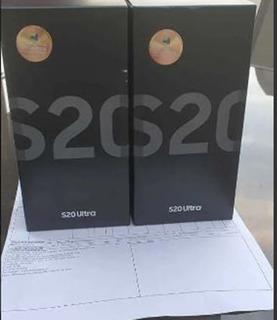 Sansung Galaxy S20 Ultra 512 Gb Envio Imediato
