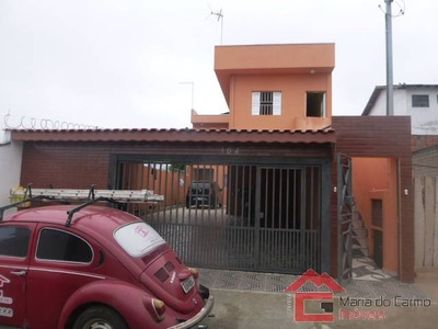 Ambos - Casa Jardim Primavera - Caucaia Do Alto / Cotia/sp - 4624