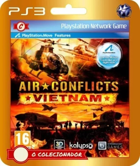 Air Conflicts Vietnam Ps3 Psn