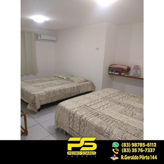 (casa No Bessa Para Temporada Mês De Janeiro) Casa Com 3 Dormitórios Para Alugar Por R$ 14.000/mês - Bessa - João Pessoa/pb - Ca0277