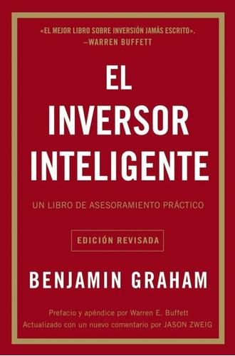 Imagen 1 de 2 de El Inversor Inteligente - Benjamin Graham - Harper Collins