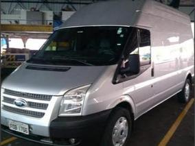 Ford Transit Longa Teto Alto 2013 Nova, Único Dono (evrp)