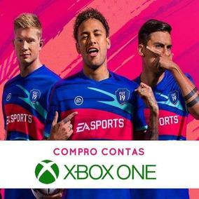 Compro Contas Xbox Fifa19