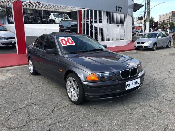 Bmw 323i 2000 Automatico Impecavel