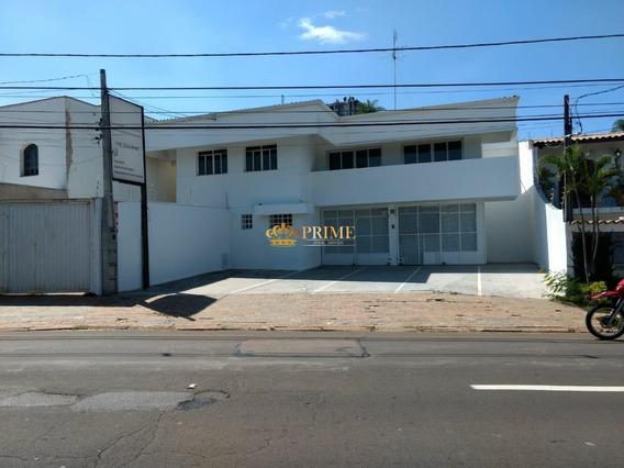 Casa À Venda Em Parque Taquaral - Ca003827