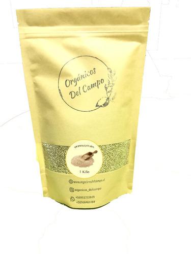 Quinoa Orgánica A Granel Cl Organicosdelcampo
