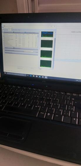 Notebook Hp Compaq 510 Core 2 Duo 2 Gb Hd 160gb