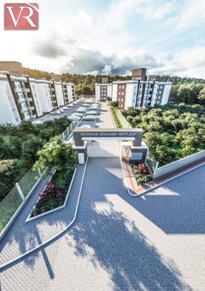 Vende Apartamento Dois Quartos Residencial Bouleva - Imb705 - Imb705