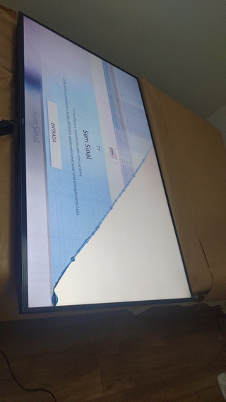 Tv Samsung 65 - Display Quebrado