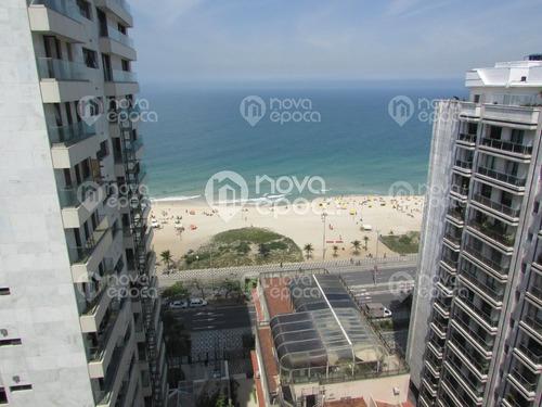 Imagem 1 de 25 de Flat/aparthotel - Ref: Lb2ah38252