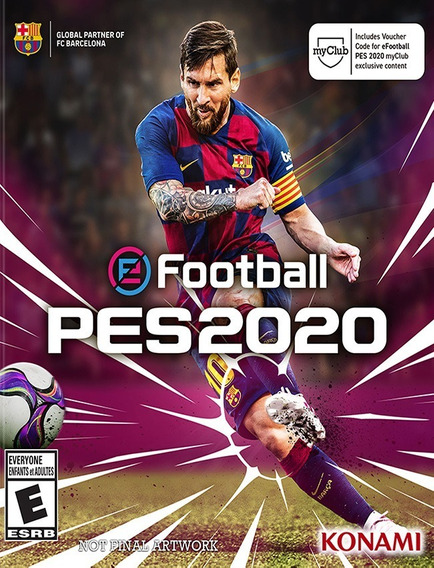 Efootball Pes 2020 Português Pc - Steam Key (envio Flash)