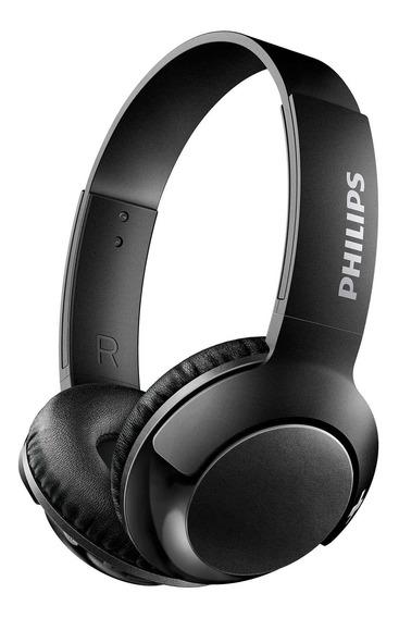 Audífonos Bluetooth Con Micrófono Shb3075bk/00 Bass+ Phillip