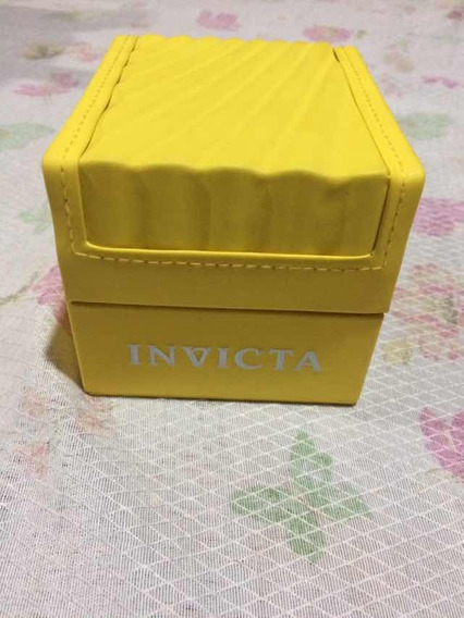 Vendo Relogio Invicta Dourado Top