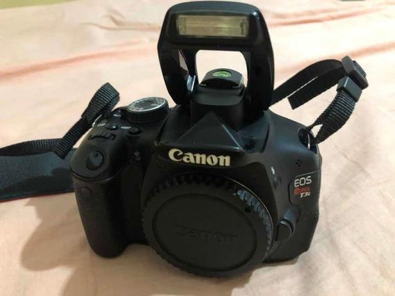 Câmera Canon T3i - Corpo