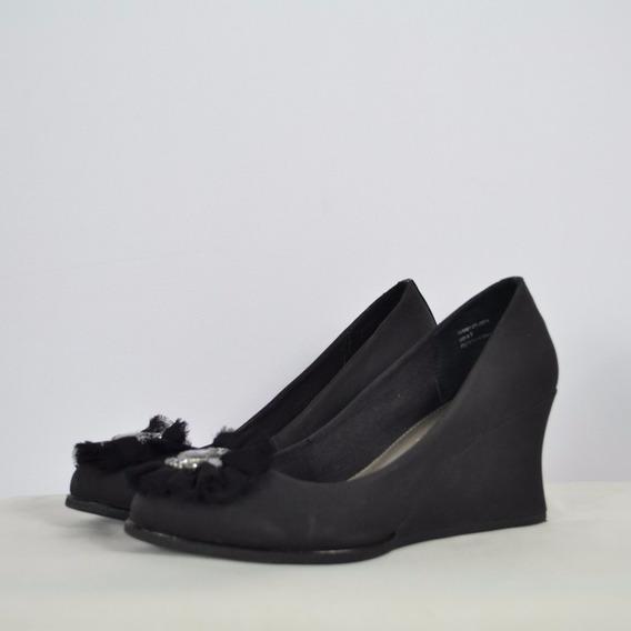 Tommy Hilfiger Zapatos Negros 6 Mex Msrp $2,650