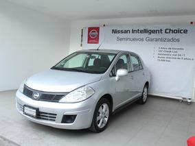 Nissan Tiida Sedán Advance L4/1.8 Man