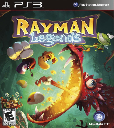 Rayman Legends Juego Digital Ps3