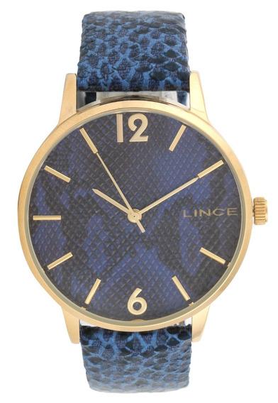Relógio Lince Lrc605l + Garantia De 1 Ano + Nf