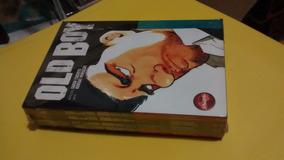 Mangá Old Boy - Vol. 1 Ao 4- Lacrados E No Box.