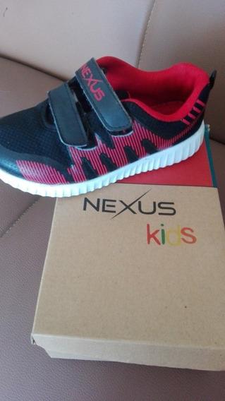 Zapatos Deportivos Para Niños Nexus