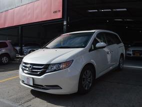 Honda Odyssey Ex L Res At