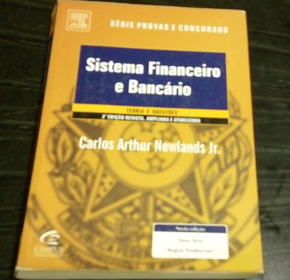 Livro: Sistema Financeiro E Bancário - Teoria E Questões
