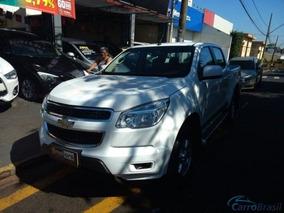 Chevrolet Gm S10 Lt 2.4 4x2 Flex Completa Branco 2013