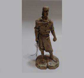 Escultura Reprodução Da Estátua Do Laçador