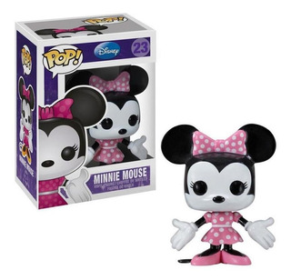 Funko Pop 2476 Vinyl Disney Minnie Mouse #23 Original