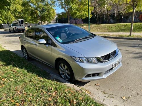 Honda Civic 1.8 Exs At 140cv