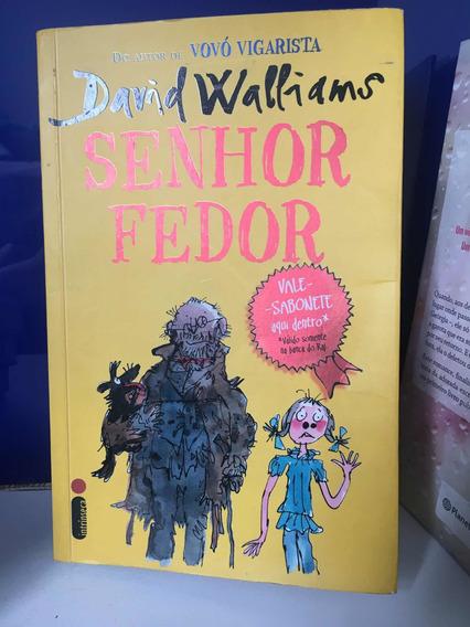 Livro Senhor Fedor