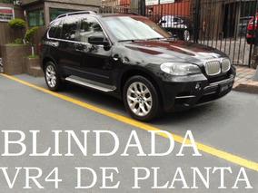 Bmw X5 2011 50ia Blindada Vr4 De Planta Blindaje Blindados