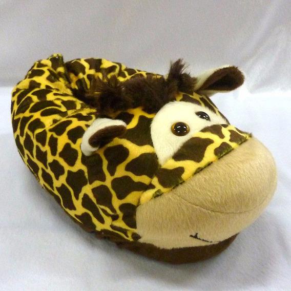 Pantufa Girafa 35-37-39.