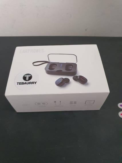 T18s Abs Tws Sem Fio Bluetooth 5.0 Fone De Ouvido In-ear Hea