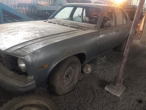 Chevy Nova 1977 Para Colecionador