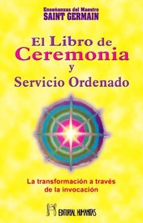 Ibro De Ceremonia Y Servicio Ordenado Saint Germain + Envio
