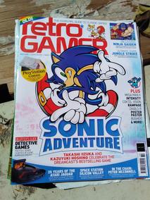 Revista Retro Gamer Importada #189