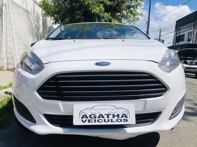 Ford New Fiesta 1.5 Flex ! Abaixo Da Tabela ! Imperdível !