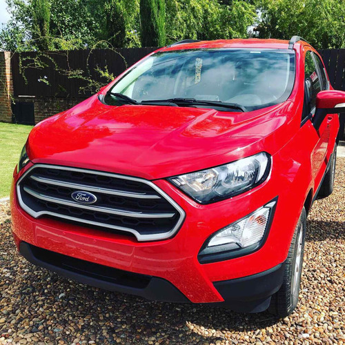 Ford Ecosport 1.5 Se 123cv Mt 4x2 2021