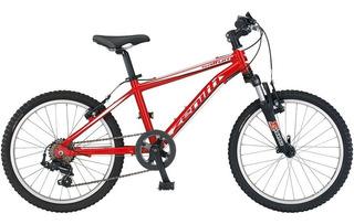 Bicicleta Para Niños Zenith Mtb Saltum Rodado 20 Con Cambios