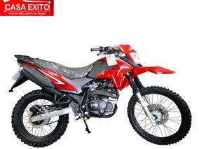 Moto Ranger 200gy-2 Año 2018 Color Negro/rojo 0km