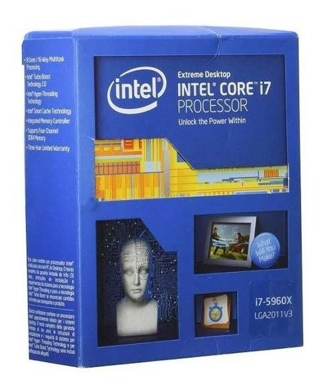 Processador Intel Core I7 5960x