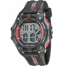 Relógio Speedo Masculino Digital 80629g0evnp3 Esportivo
