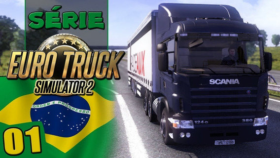 Euro Truck Simulator 2 Brasil Real 2019 Oficial Steam Key